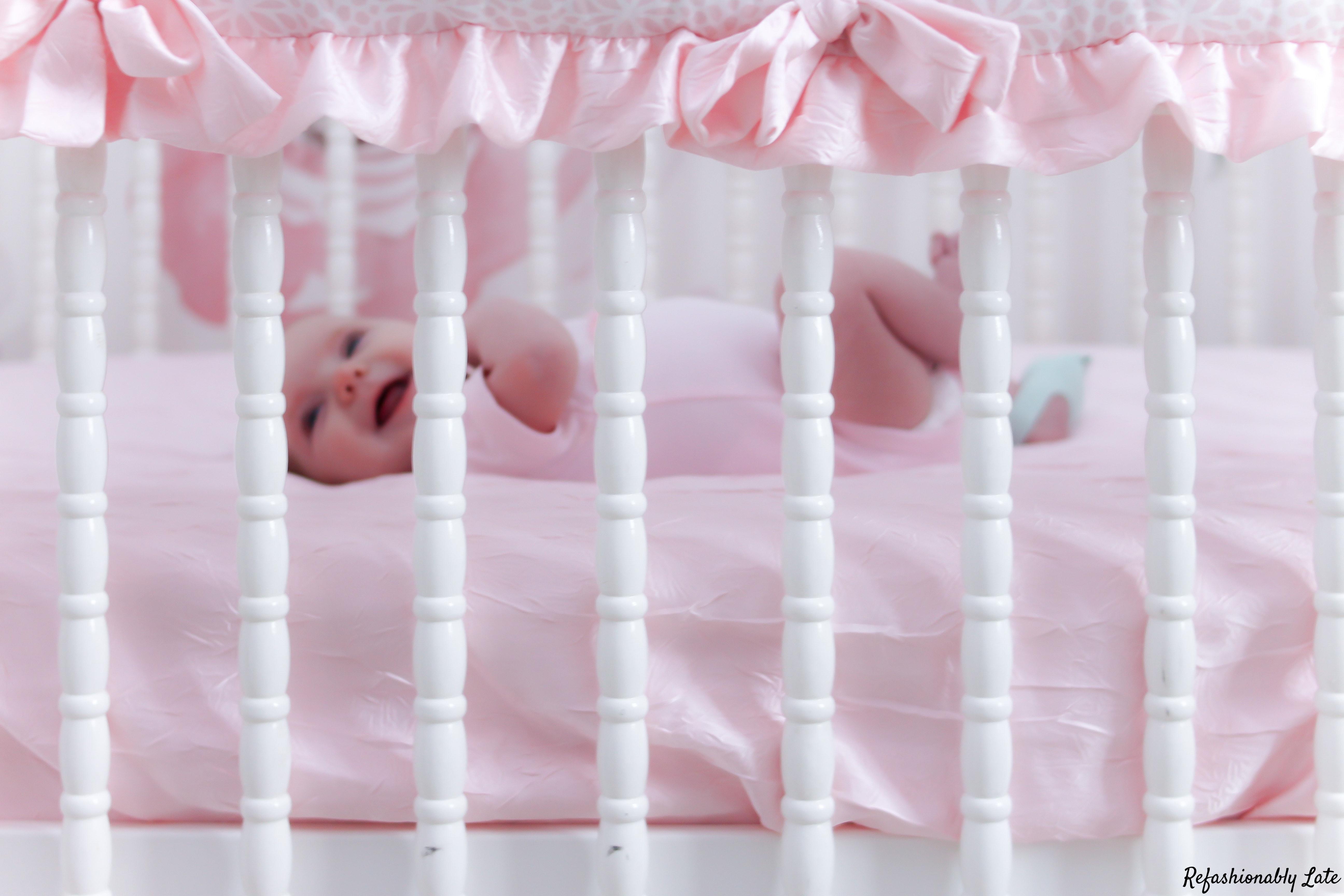 Sleeping with a Piece of Mind - www.refashionablylate.com