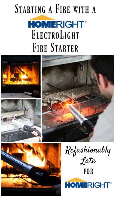 HomeRight Partnership - www.refashionablylate.com