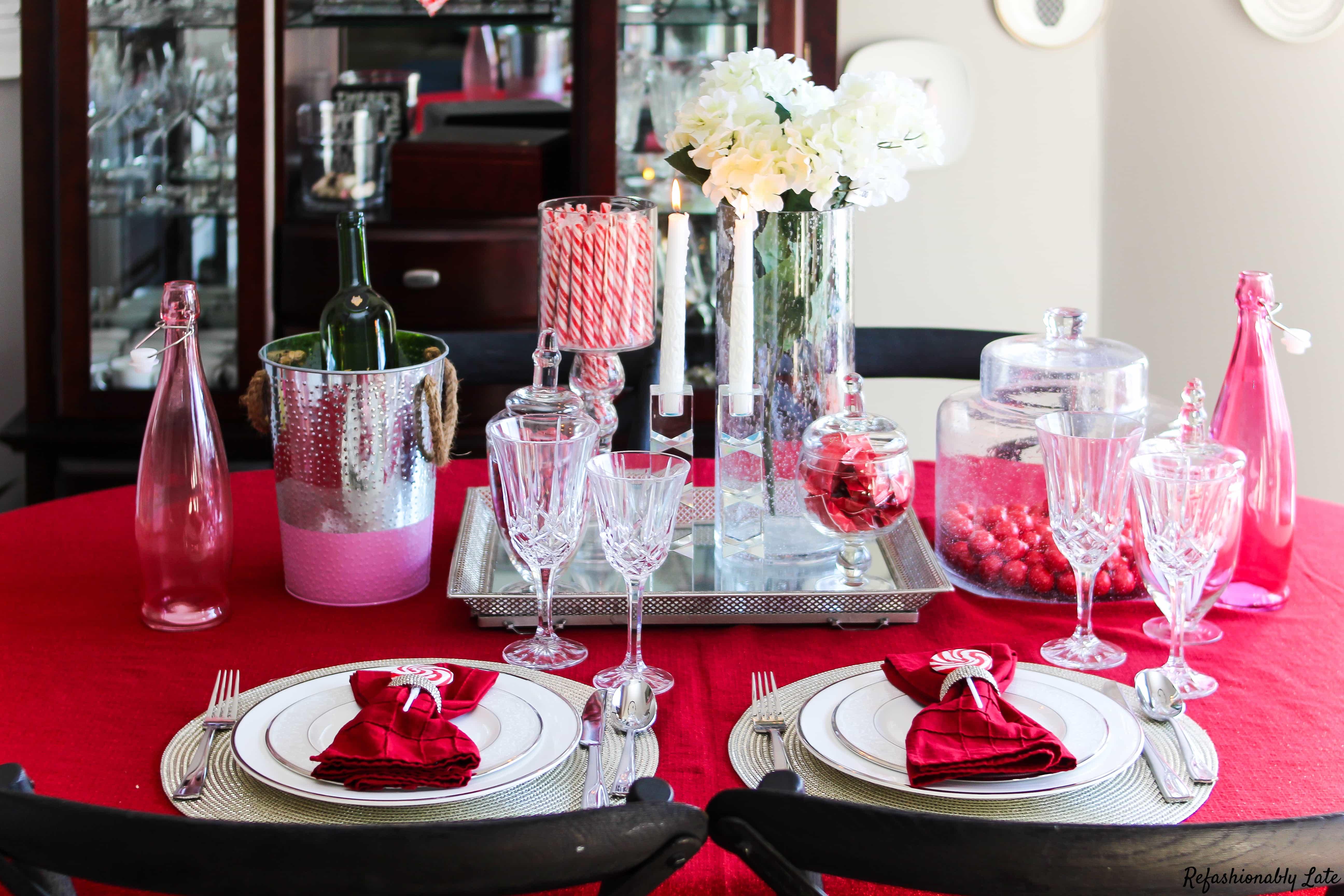 Valentine's Day Night In - www.refashionablylate.com