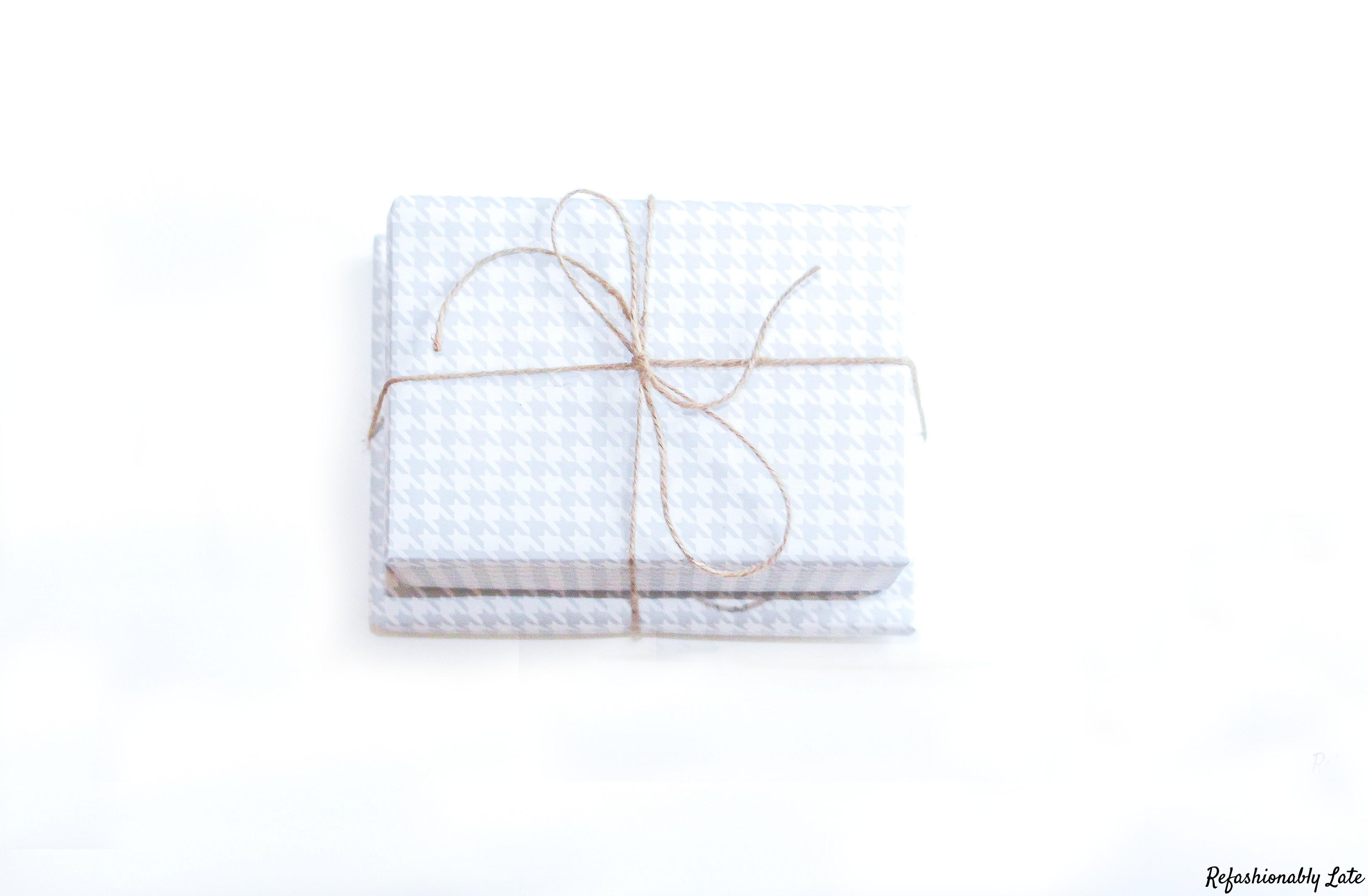 Preparing for Spring & Summer Gifts - www.refashionablylate.com