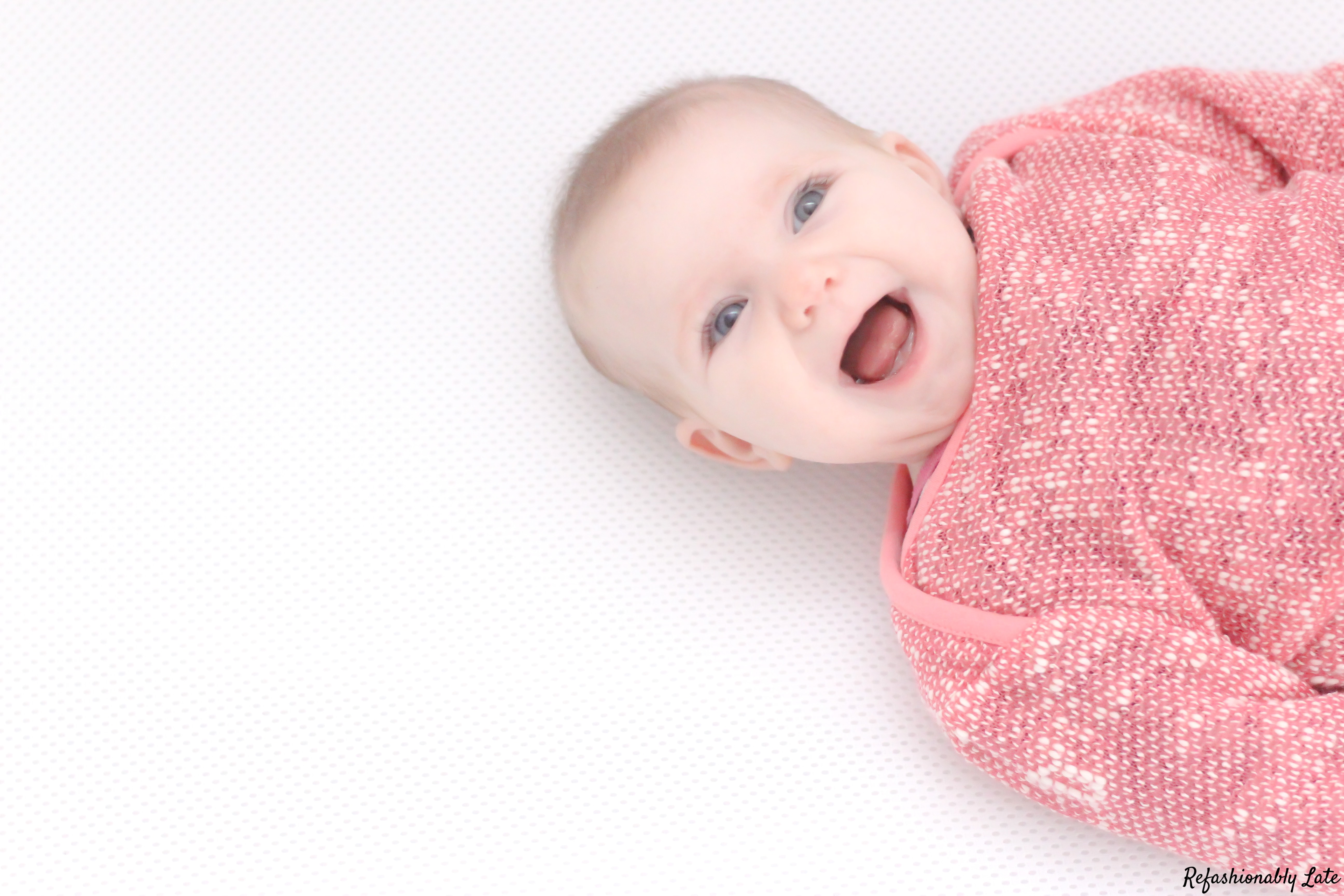 Knowing My Baby is Safe - www.refashionablylate.com
