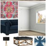 One Room Challenge Week 1 – Living Room