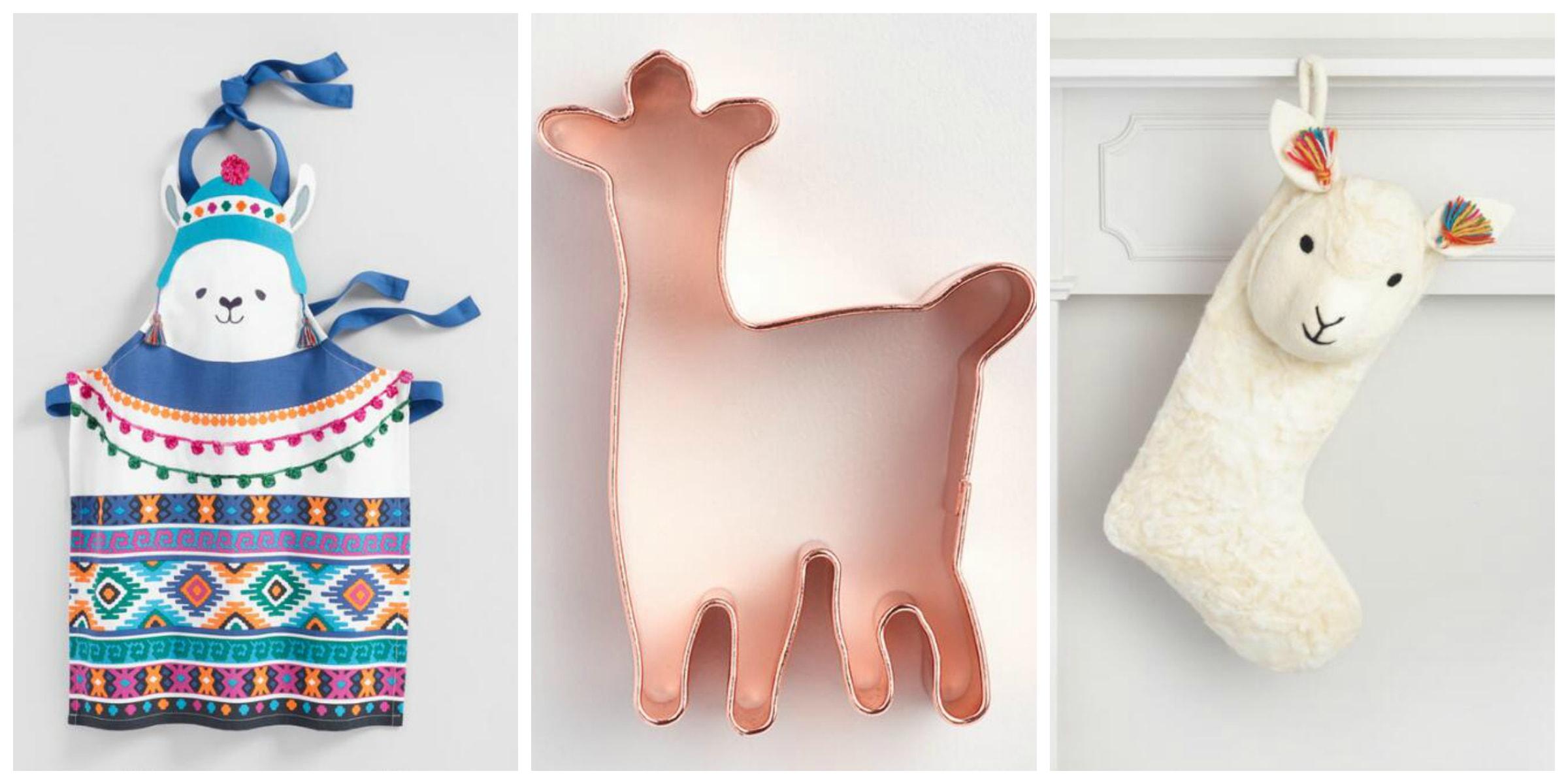Holiday Entertaining Llama Style - www.refashionablylate.com