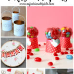 20 Valentine's Day Crafts & Projects