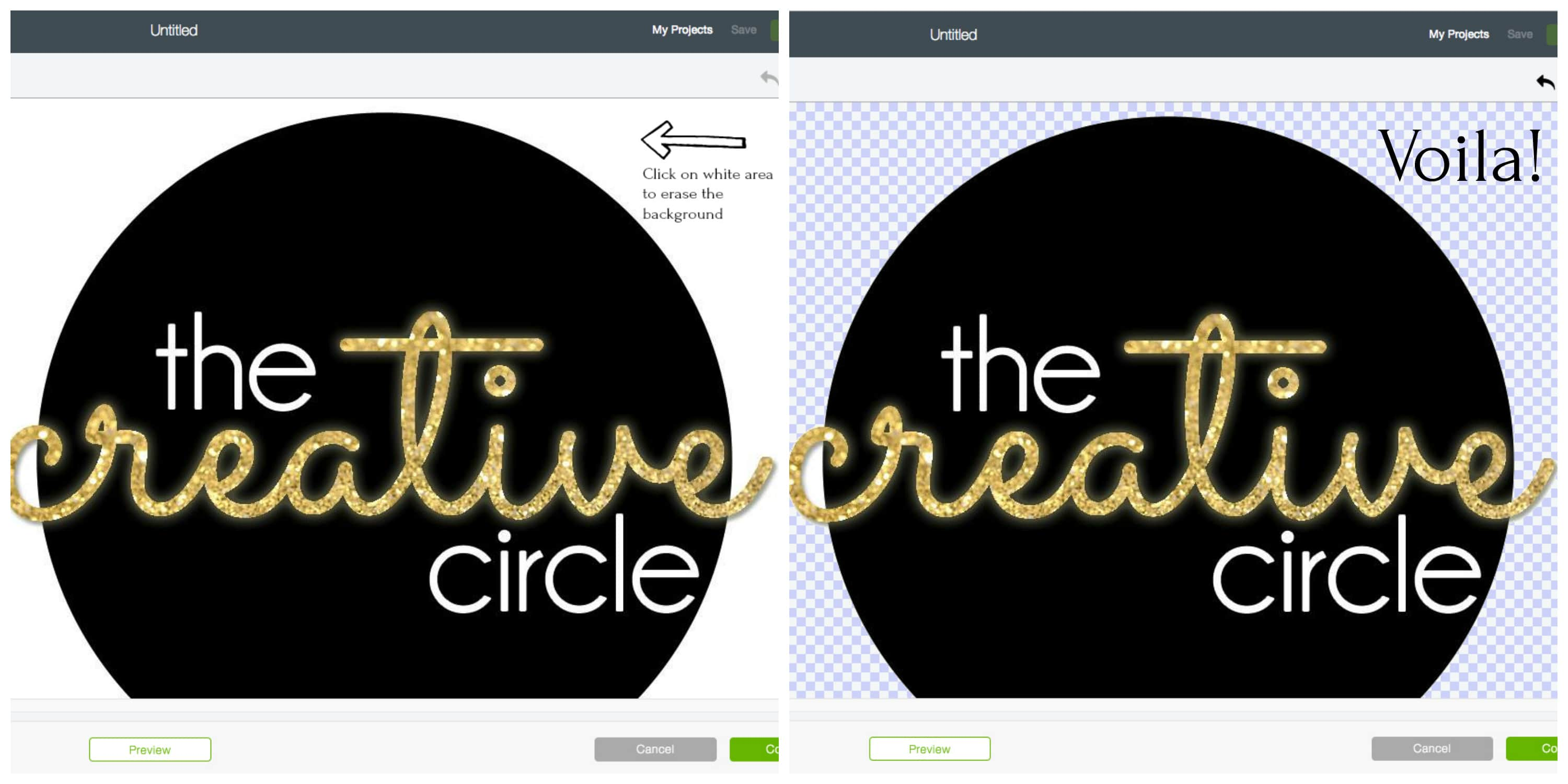 Creating Stickers with your Cricut Maker - www.refashionablylate.com